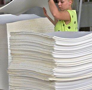 俄拟年底前与中国投资商签署远东地区制浆造纸企业建造项目约束性协议