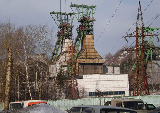奥辛尼克夫斯卡亚矿井