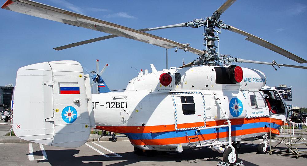 卡-32A11BC直升机