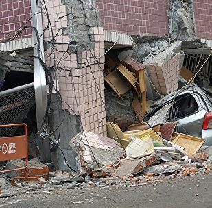 台湾花莲地震