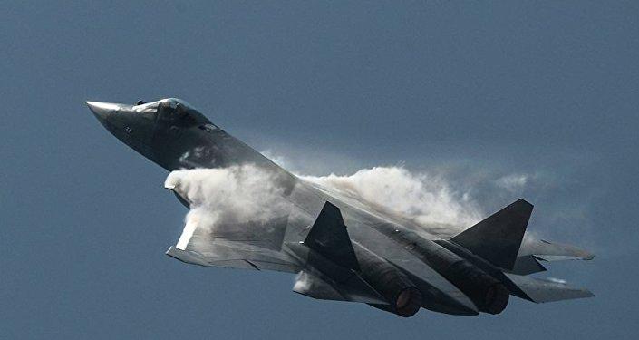 俄制蘇-57將超越美國F-22和F-35戰機