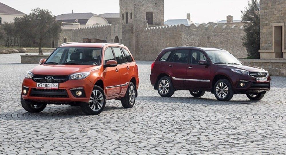 2020年奇瑞汽车在俄罗斯的销售量增长80%