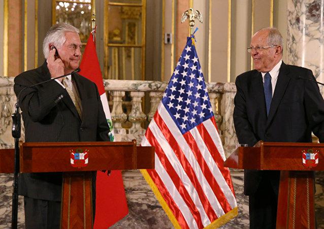 美國與中國爭奪在拉美影響力