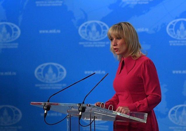 俄外交部:俄羅斯在與美國對話期間不會單方讓步