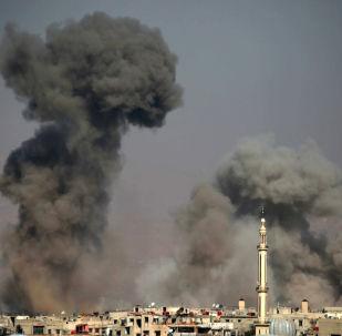 俄副外长:俄在以色列空袭叙利亚后呼吁各方避免冲突升级