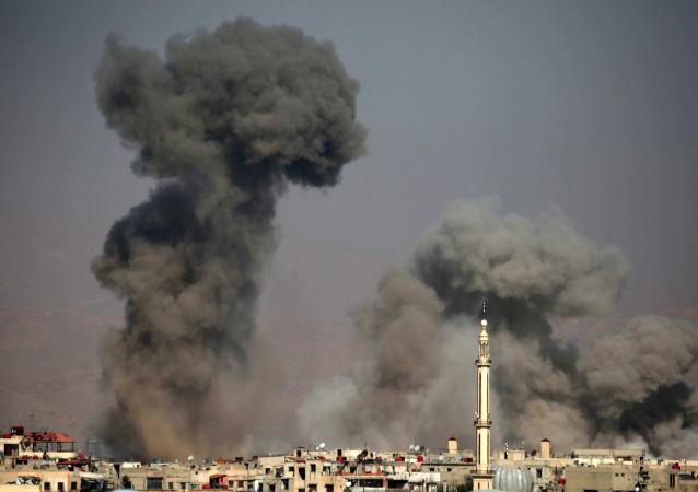 聯合國:二月首周對敘空襲奪走一千條生命