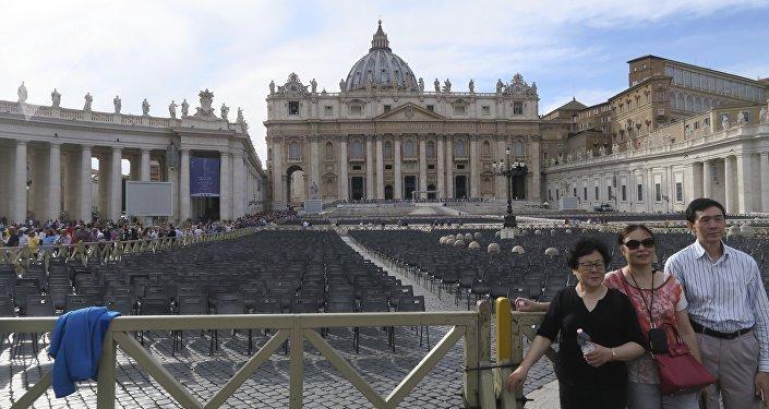 梵蒂岡為何對中國讓步?