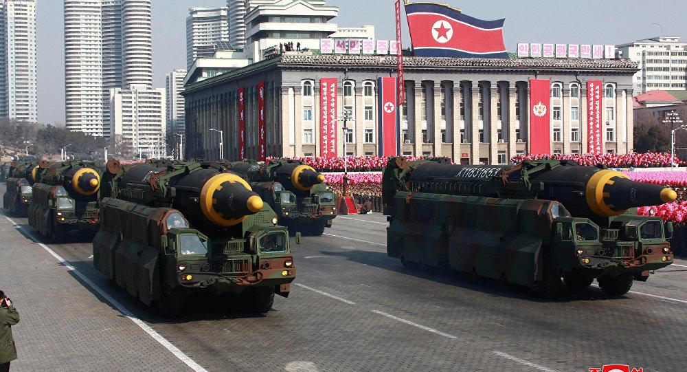 美国务卿:美仍坚持朝鲜半岛无核化