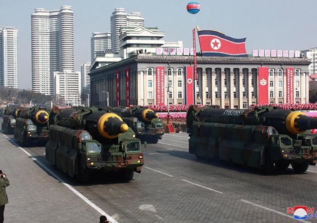 「致華盛頓的信」:冬奧會前朝鮮想借閱兵說些甚麼