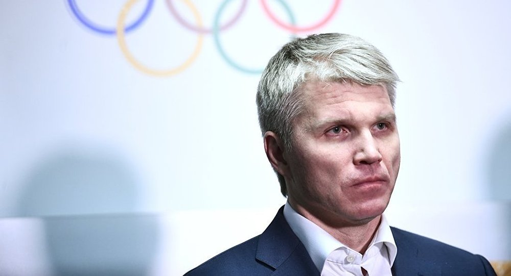 俄体育部长帕维尔·科罗布科夫