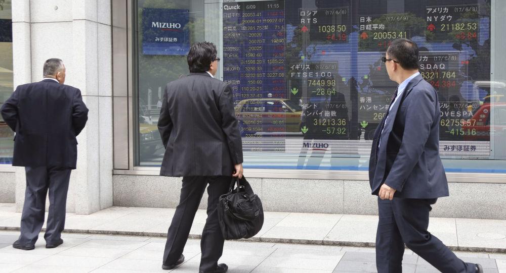 中國專家:全球股市暴跌可能引發全球復蘇夭折