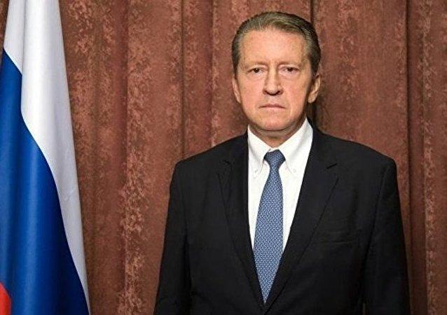 俄罗斯驻印度大使尼古拉∙库达舍夫