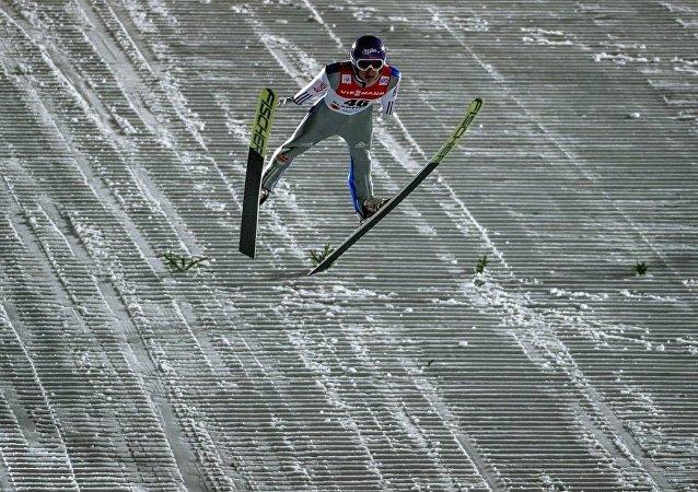 德国选手维林格尔