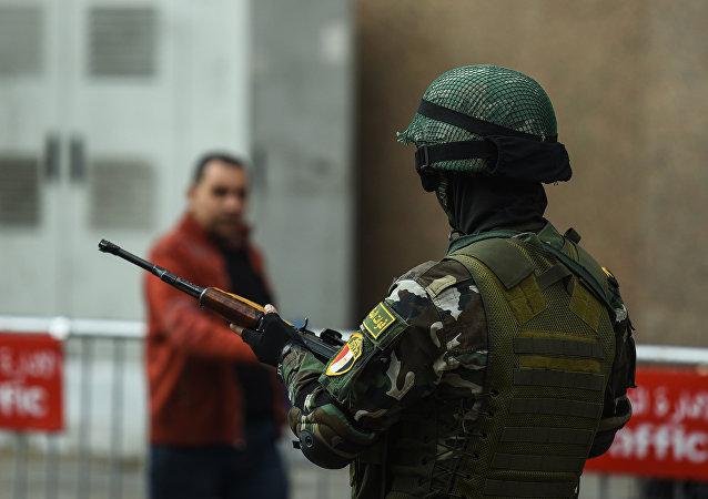 埃及軍方在西奈半島北部消滅13名恐怖分子