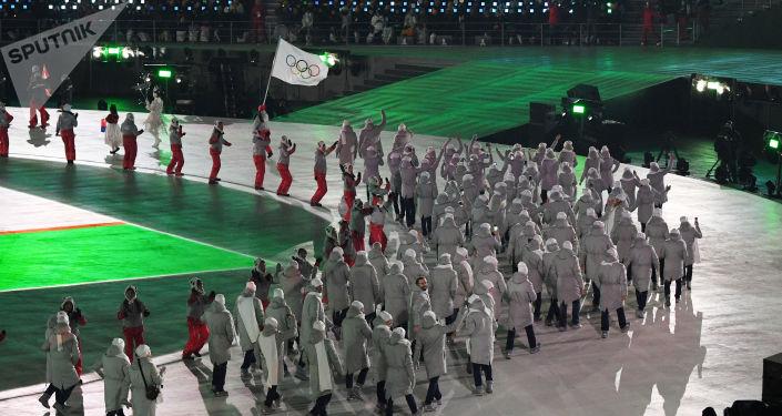 國際奧委會執委會決定冬奧會閉幕式前暫不恢復俄羅斯會員資格
