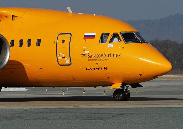 安-148飞机