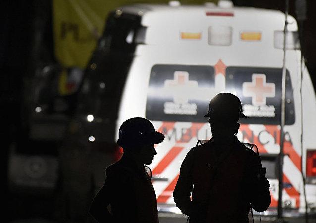 玻利维亚的救护车