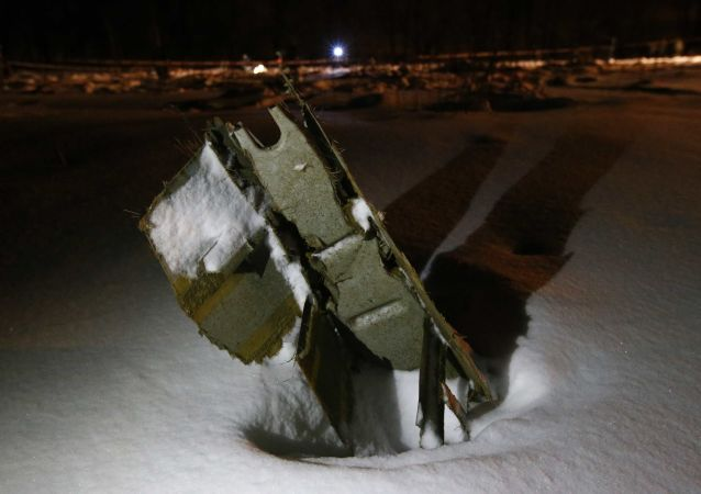 俄国民近卫军增派340名官兵前往安-148坠机地点