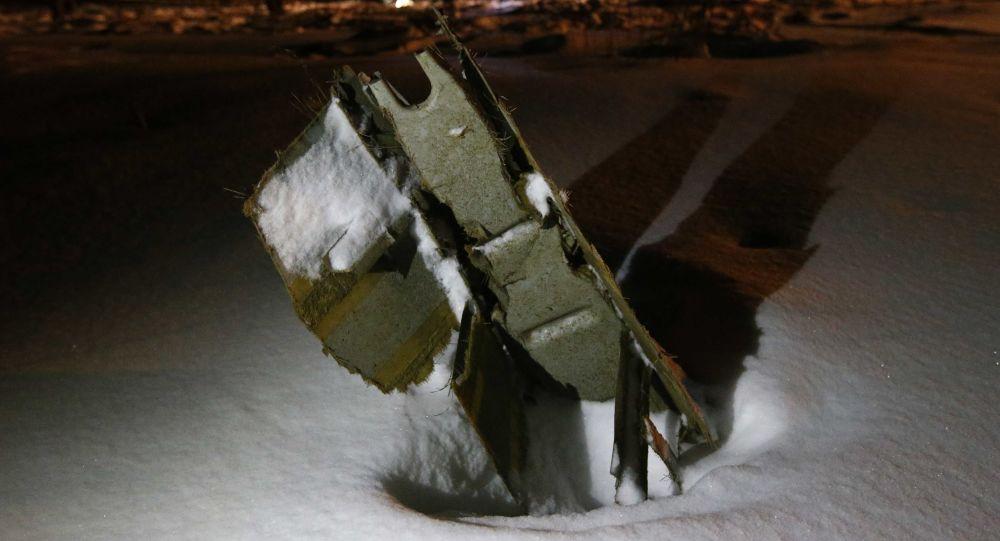 习近平就俄罗斯客机坠毁事件向俄罗斯总统普京致慰问电