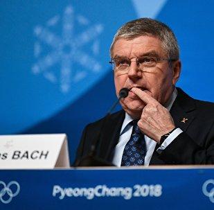 巴赫稱,朝鮮向國際奧委會保證將參加東京奧運會和北京冬奧會
