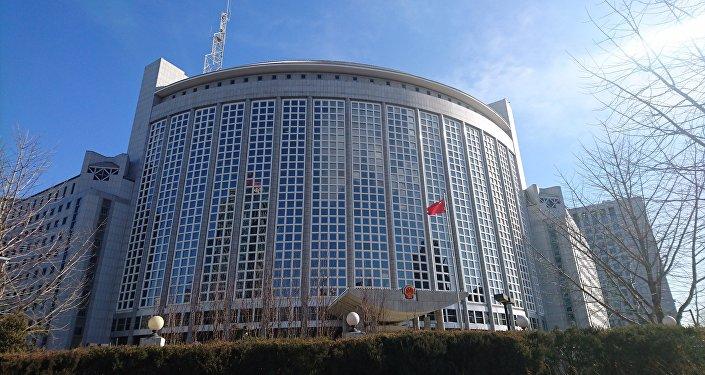 中国外交部:以有罪推定为由对主权国家发动军事打击不负责任