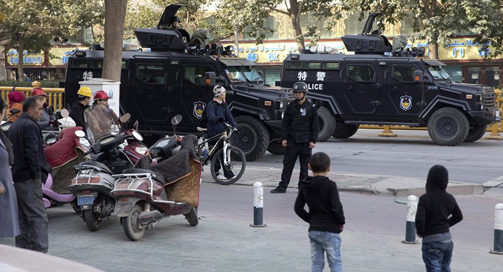 中國欲依法懲處維族分裂分子