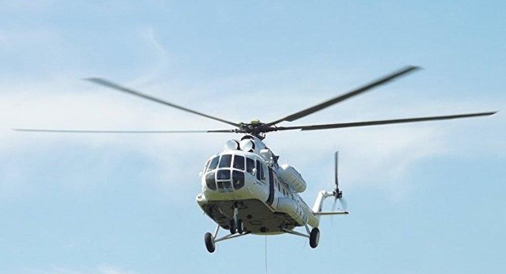 俄罗斯托木斯克州直升机迫降中或有2人丧生
