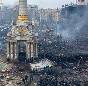 烏克蘭議員參與2014年基輔獨立廣場殺人事件