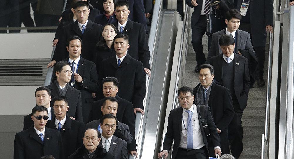 美国不愿看到南北朝鲜间现短暂奥运和平