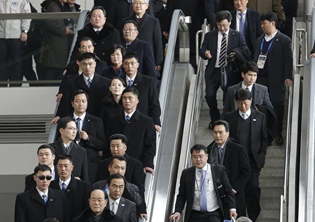 美國不願看到南北朝鮮間現短暫奧運和平