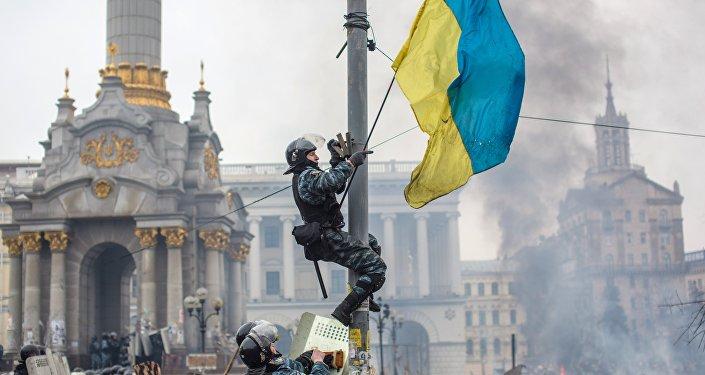 """乌克兰怕什么?俄罗斯卫星通讯社发布在2014年""""迈丹""""事件中开火的格鲁吉亚狙击手证词"""