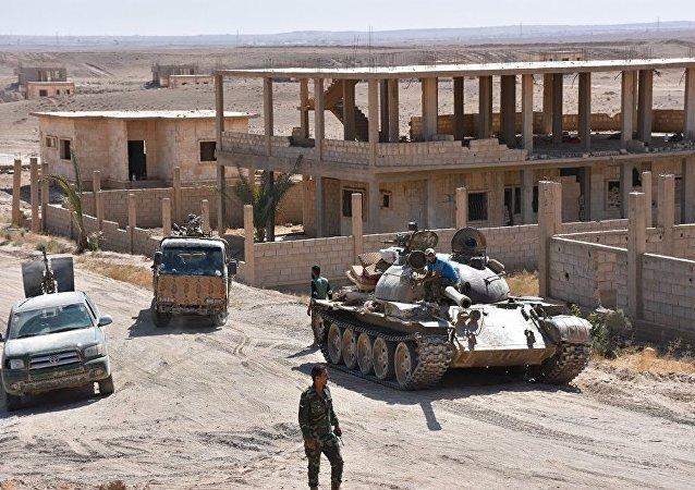 美国情报部门:叙反对派已无力推翻阿萨德 还会维持冲突