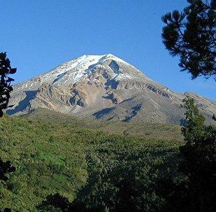 奧里薩巴火山