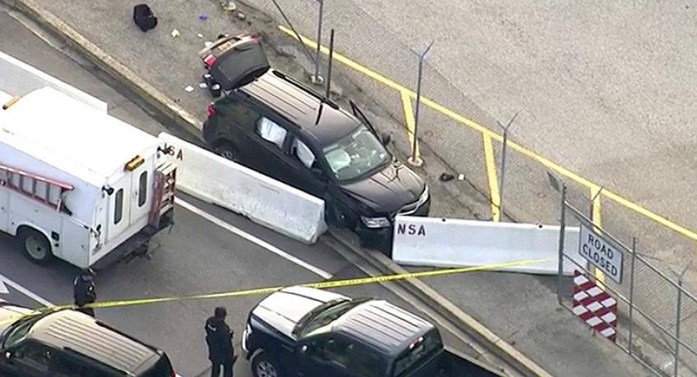 美联邦调查局认为国家安全局门前枪击事件并非恐袭事件