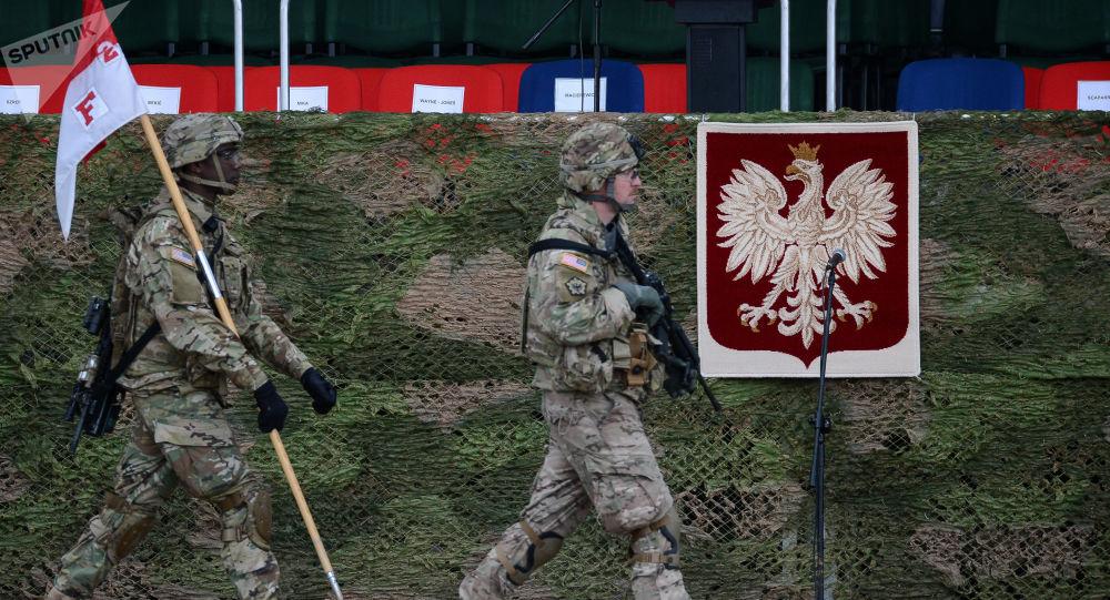 媒体:波兰愿为境内部署美军常驻基地支付20亿美元