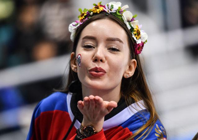 超一半俄罗斯人喜欢亲吻