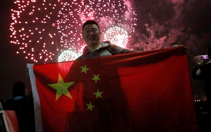 世界多地华人迎农历新年
