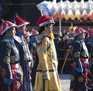 北京春节庙会活动