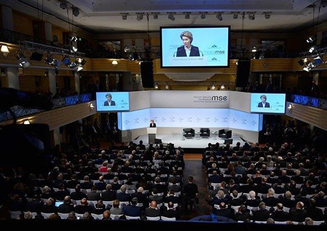 慕尼黑安全会议