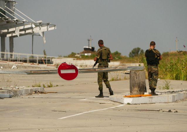 有关向顿巴斯派谴维和部队的问题应由冲突方决定