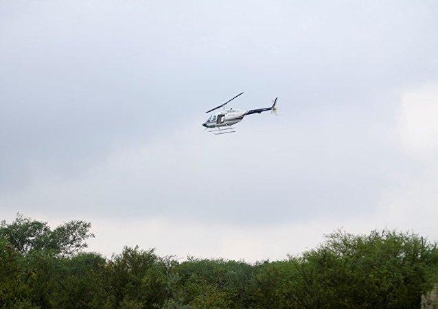 墨西哥总检查院:直升机坠毁导致死亡的人数已增至13人