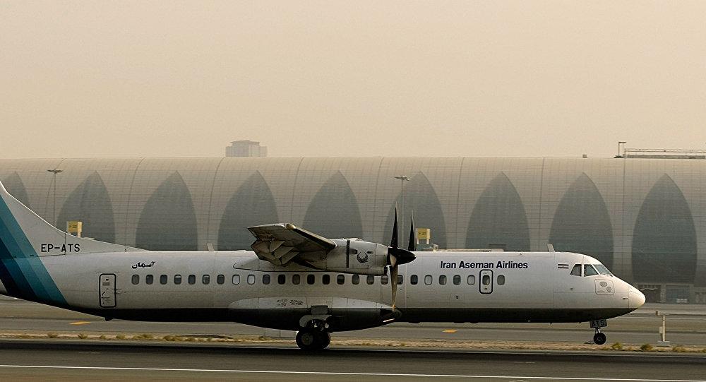 ASEMAN AIRLINES飛機