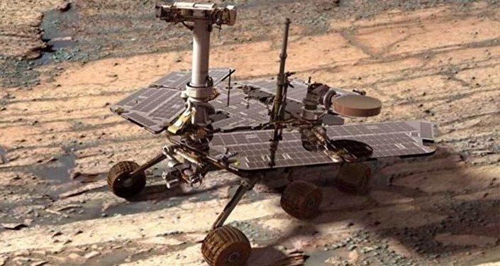 """俄罗斯将向火星探测项目""""火星太空生物""""投入1.1亿美元"""