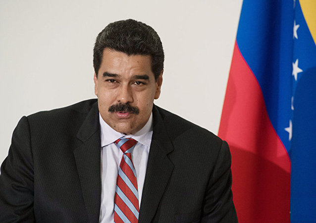 委內瑞(rui)拉總統(tong)馬杜羅