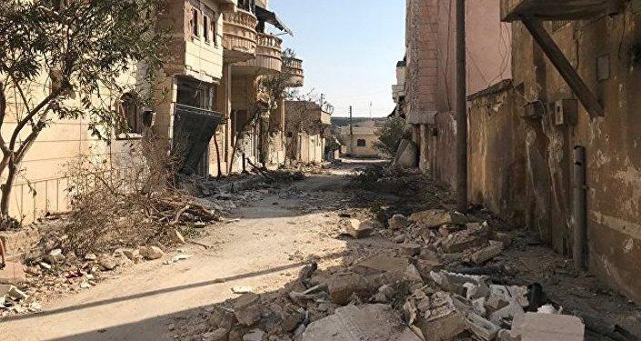 土耳其军队计划于近期包围叙阿夫林