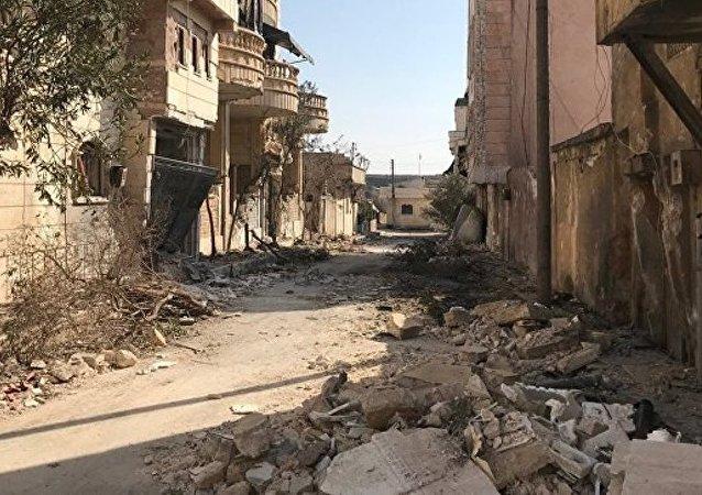俄方希望土耳其将阿夫林地区控制权归还给叙政府