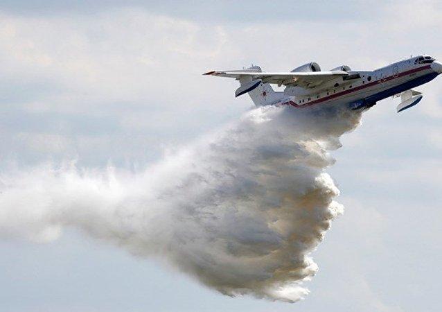 别-200水陆两栖飞机或采用俄法研制发动机替代乌引擎
