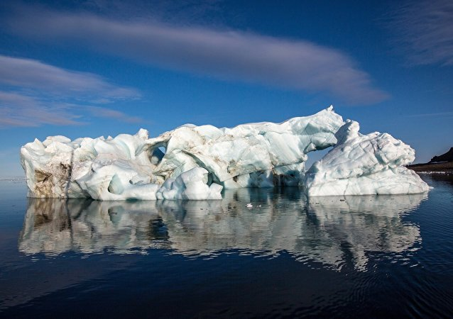 中俄科学家或在开发北极领域有所突破