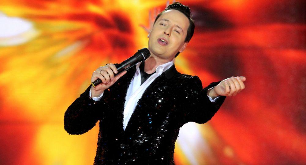 俄「海豚音王子」歌手的蠟像將入住中國杜莎夫人蠟像館