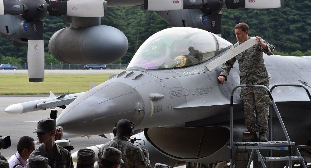 F-16战斗机(图片资料)